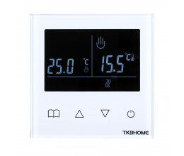 Thermostat mural connecté Z-Wave - TKB Home
