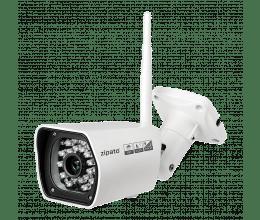 Caméra IP HD extérieure avec vision nocturne - Zipato